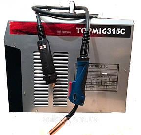 Инверторный полуавтомат TOPDC TopMIg 315C, фото 2