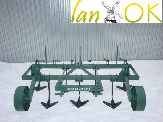Культиватор универсальный навесной КРН-1,5У (ширина 1,65 м), фото 2