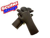 Трехпалые перчатки Verus для подводной охоты 7 мм (Ямамото)