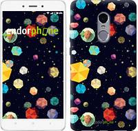 "Чехол на Xiaomi Redmi Note 4 Brilliant space ""2784c-352-2911"""