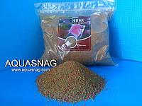"""""""Микс"""" гранулы №0 -1кг, витаминизированный корм для рыб, ТМ """"Золотая Рыбка"""""""