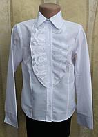 Блузка школьная для девочки. , фото 1