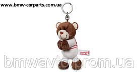 Брелок ведмежа Audi Sport Teddy Bear Key Ring