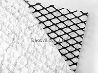 Дренажный композит ИЗОЛИТ GEO ISO-DRAIN 8 GEO 500/110 (500g/м2, Typar SF 32)