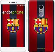 "Чехол на Xiaomi Redmi Note 4 Барселона  v3 ""2763c-352-2911"""
