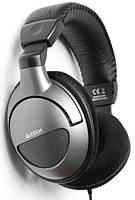 Гарнитура (наушники с микрофоном) A4Tech HS-800 Black