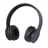 Гарнитура (наушники с микрофоном) беспроводная Bluetooth Gemix BH-07 Black matt