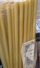 Свечи церковные  в ассортименте( восковые)От 10 см до 50 см (Арт. С2033), фото 2
