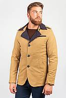 Куртка демисезонная мужская 19PG041 (Горчичный)