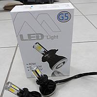 Светодиодные LED Лампы G5  40W (H7)