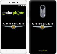 "Чехол на Xiaomi Redmi Note 4 Chrysler ""3196c-352-2911"""