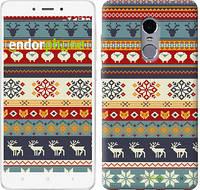 "Чехол на Xiaomi Redmi Note 4 Рождественский орнамент ""3303c-352-2911"""