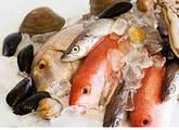 Заморожування і глазурування риби