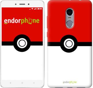 """Чехол на Xiaomi Redmi Note 4 Покемоны pokemon go """"3768c-352-2911"""""""
