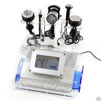 Аппарат 5 В 1: Кавитация, многополярный радиолифтинг, вакуум с Rf и микротоки для лица SA-B05