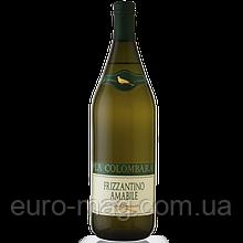 Вино игристое Frizzantiono Puglia La Colombara  (Ламбруско Пуглия Ла Коломбара)