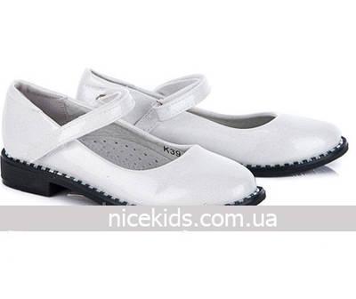 Детские нарядные туфли для девочки 27-32р