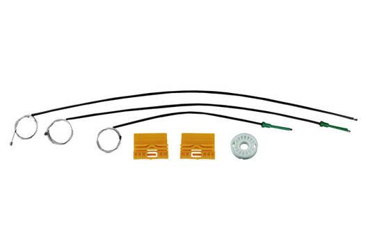 Ремкомплект механизма стеклоподъемника передней левой двери Audi A4 B6,B7