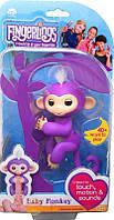 Интерактивная игрушка обезьянка Mia Fingerlings Monkey