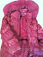 Куртка удлиненная снежинка, фото 7