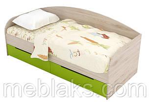 """Кровать односпальная детская """" Л-5 """" 2000х900, фото 3"""