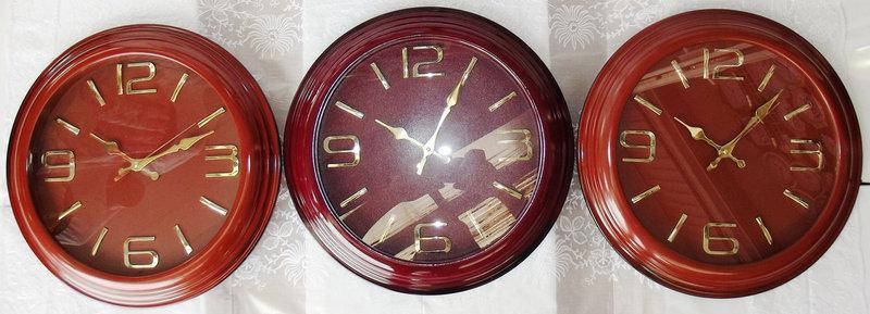 Часы настенные GoTime  для дома и офиса GT-4001WS, фото 2