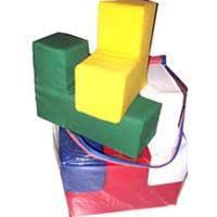 Сообразилка -мягкие кубики по методике Никитиных