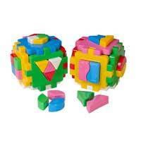 "Куб умный малыш Логика-Комби ""ТехноК"" арт.2476"