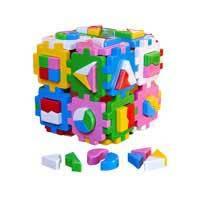 """Куб умный малыш """"ТехноК"""" СуперЛогика арт.2650"""
