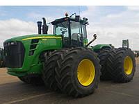 Трактор JOHN DEERE 9630 2010 года, фото 1