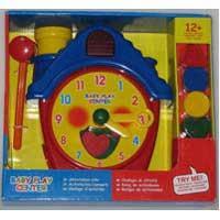 Детский иговой центр Часы -сортер