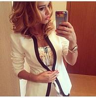 """Молодежный стильный пиджак  """" Бородина """" Yulia, фото 1"""