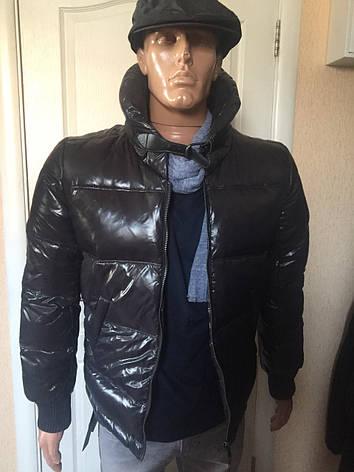 Мужская зимняя куртка-пуховик Antony Morato, Италия, фото 2