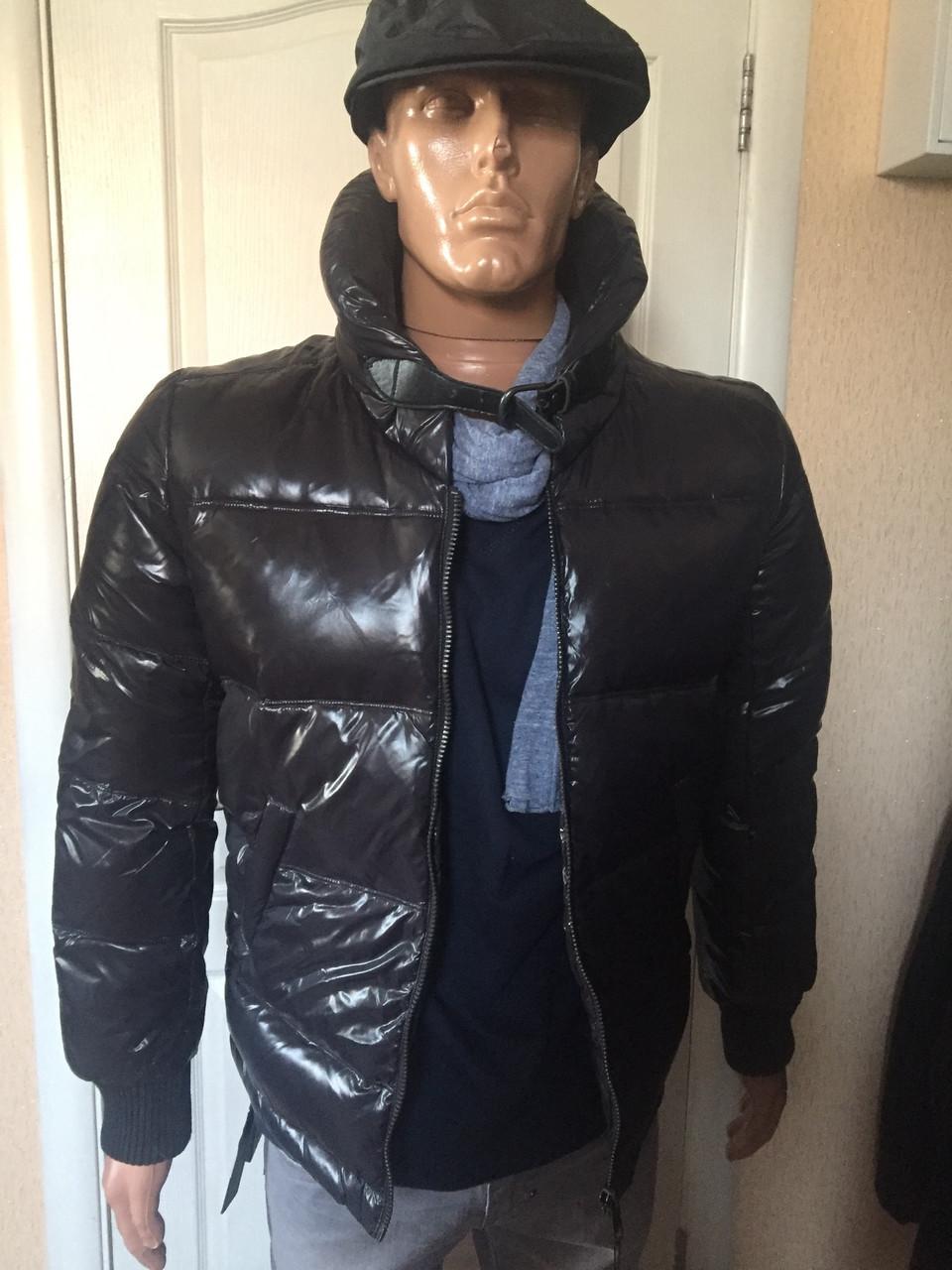 fd0274bf7ef5 Мужская зимняя куртка-пуховик Antony Morato, Италия - Интернет -магазин  женской и мужской