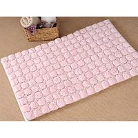 Набор ковриков для ванной Irya Bubble розовый