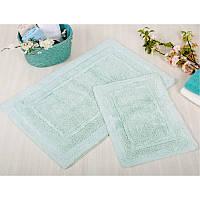 Набор ковриков для ванной Irya Superior aqua аква