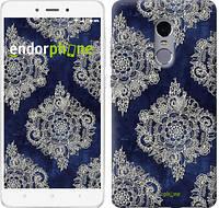 """Чехол на Xiaomi Redmi Note 4 Восточный орнамент v2 """"2851c-352-2911"""""""