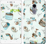 "Чехол на Xiaomi Redmi Note 4 Elegance ""3269c-352-2911"""
