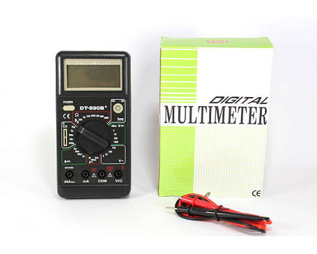 Мультиметр DT 890 B, фото 2