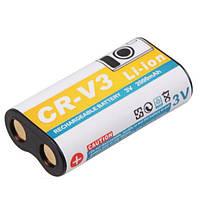 Аккумулятор OLYMPUS CR-V3 3V 1400mAh Li-Ion CR-V3 KODAK CR-V3, PENTAX CR-V3