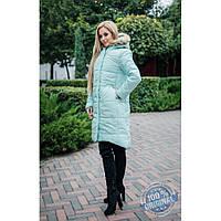 Куртка женская длинная зимняя 589,женские зимние пальто