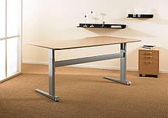 Conset m17-156 Эргономичный стол для работы стоя и сидя регулируемый по высоте электроприводом