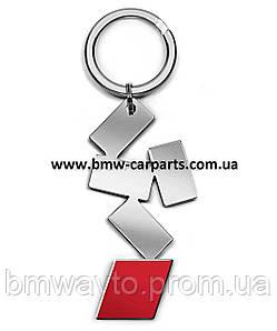 Металевий брелок Audi Key ring Alessi, Audi Sport