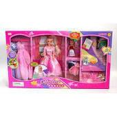 Кукла Defa 21004 Люси с дочкой и аксессуарами