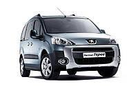 Рейлинги Peugeot Partner Tepee (2008+)
