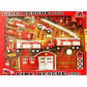 Игровой набор Fire resque