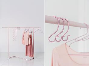 Стойка для одежды под заказ, фото 2
