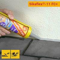 Универсальный полиуретановый клей-герметик Sikaflex-11 FC+, 300 мл
