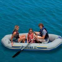 """Надувная лодка Intex """"Seahawk II"""", 68377"""