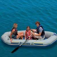 """Надувная лодка Intex """"Seahawk II"""", 68377, фото 1"""